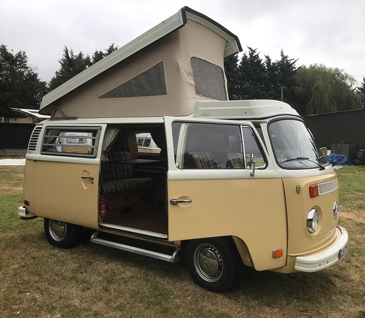 1978 T2 WESTFALIA, EX REGISTERED IN FRANCE.. For Sale (picture 1 of 12)