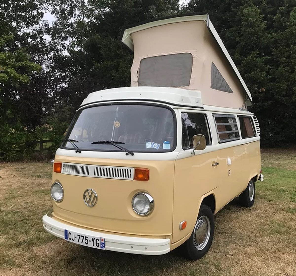 1978 T2 WESTFALIA, EX REGISTERED IN FRANCE.. For Sale (picture 3 of 12)