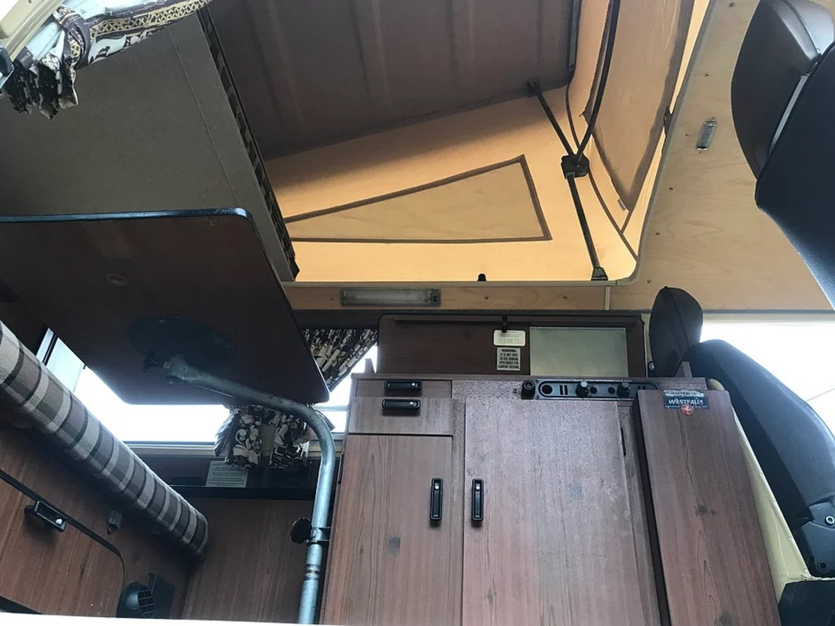 1978 T2 WESTFALIA, EX REGISTERED IN FRANCE.. For Sale (picture 8 of 12)