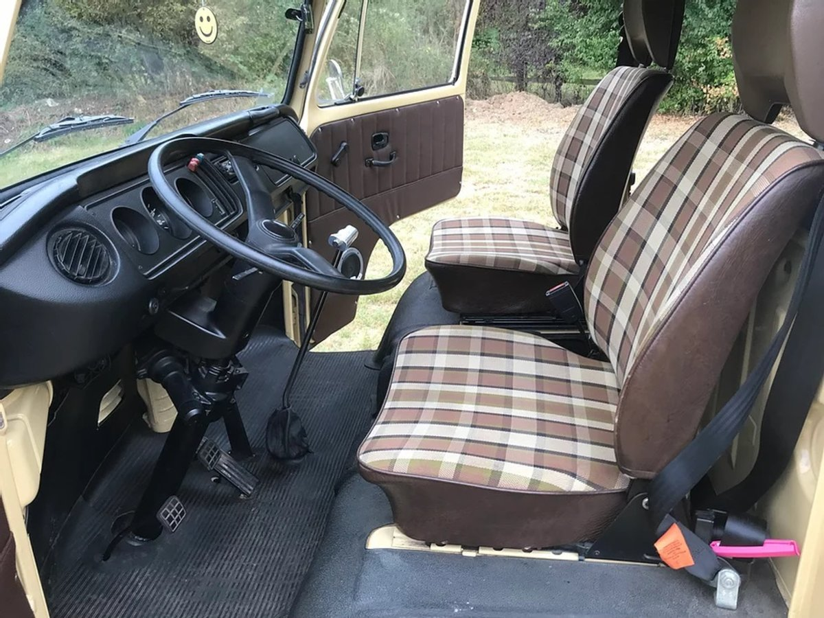 1978 T2 WESTFALIA, EX REGISTERED IN FRANCE.. For Sale (picture 11 of 12)
