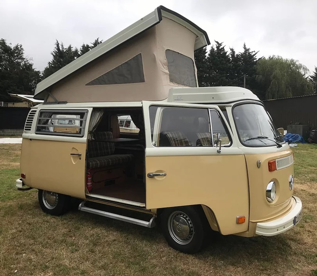 1978 T2 WESTFALIA, EX REGISTERED IN FRANCE.. For Sale (picture 12 of 12)
