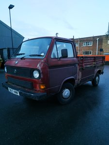 Picture of 1985 VW TRANSPORTER DROPSIDE PICK-UP 40K 1OWNER SINCE 89 For Sale