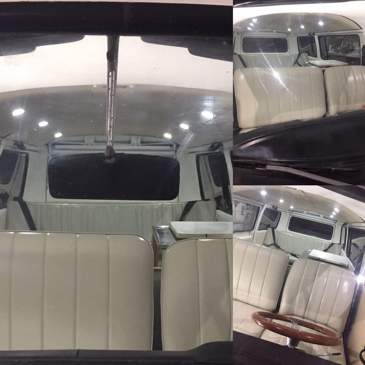 1968 VW t2 early bay window campervan lhd For Sale (picture 9 of 9)