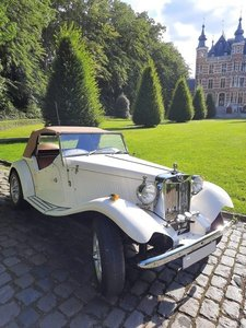Picture of VOLKSWAGEN REPLICA MG TD 1970 15900 EURO. For Sale