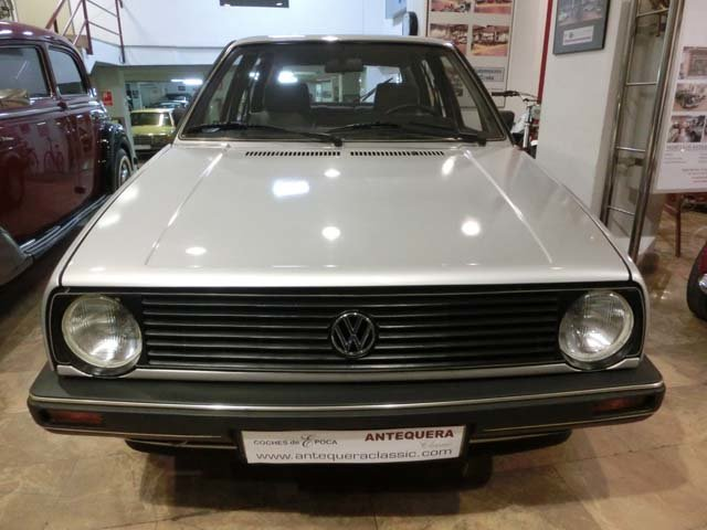VOLKSWAGEN GOLF GL 1,8 MK2 - 1985 For Sale (picture 7 of 12)