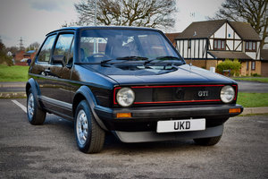Picture of 1983 VW VOLKSWAGEN GOLF GTI MK1  3DR BLACK 1.8 *FREE DELIVERY