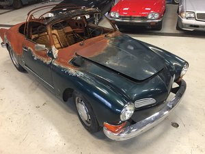 Picture of RESERVED | 1972 Volkswagen Karmann Ghia For Sale