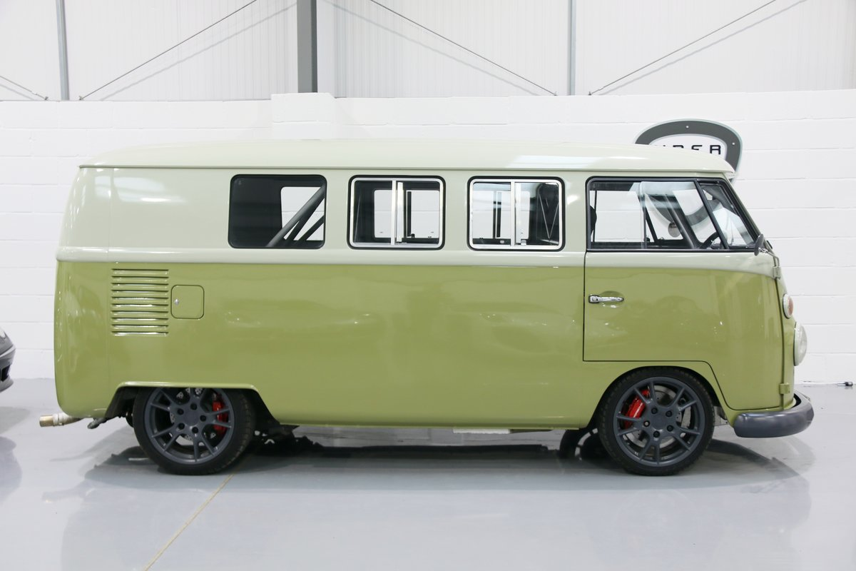 1965 A Unique VW Campervan Split-Screen Bus For Sale (picture 1 of 7)