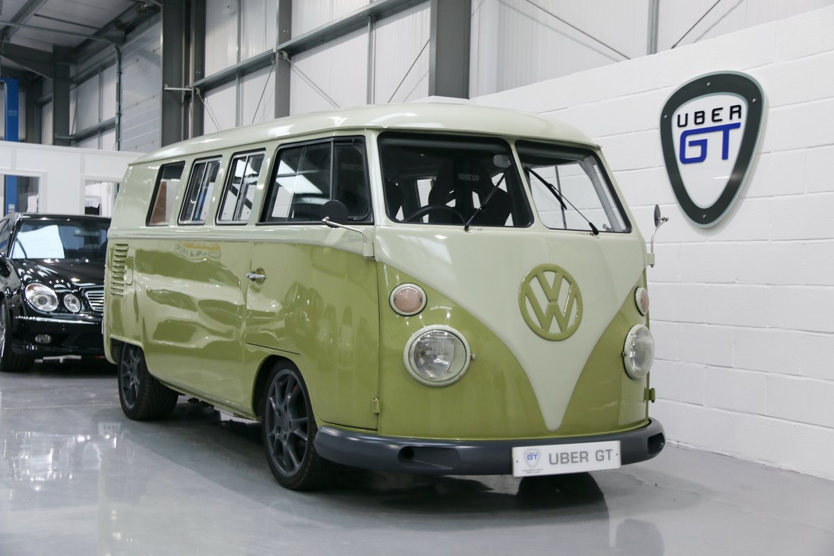 1965 A Unique VW Campervan Split-Screen Bus For Sale (picture 2 of 7)