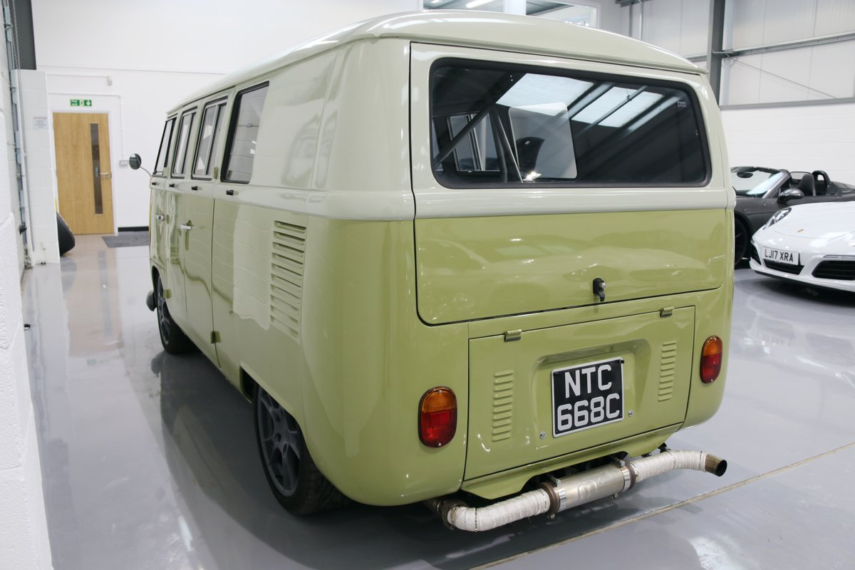 1965 A Unique VW Campervan Split-Screen Bus For Sale (picture 3 of 7)