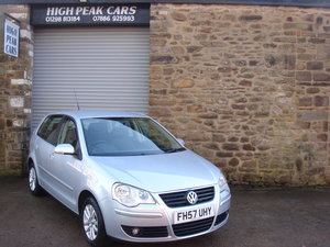 Picture of 2007 57 VOLKSWAGEN POLO 1.2 S 60 5DR. 44194 MILES. A/C. For Sale