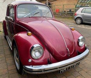 VW Beetle - RHD -South African - Rare in UK