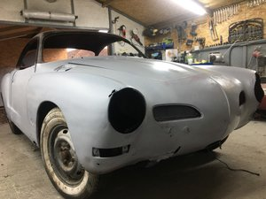 Picture of 1970 VW Karmann Ghia Coupe at ACA 13th and 14th February For Sale by Auction