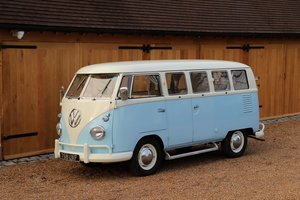Picture of 1961 VW Split Screen Camper Van. Right Hand Drive. Restored. For Sale