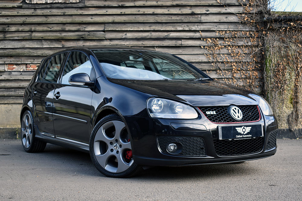 2006 Volkswagen Golf 2.0 TFSi GTi DSG Mk5 Low Miles+RAC Approved For Sale (picture 1 of 12)