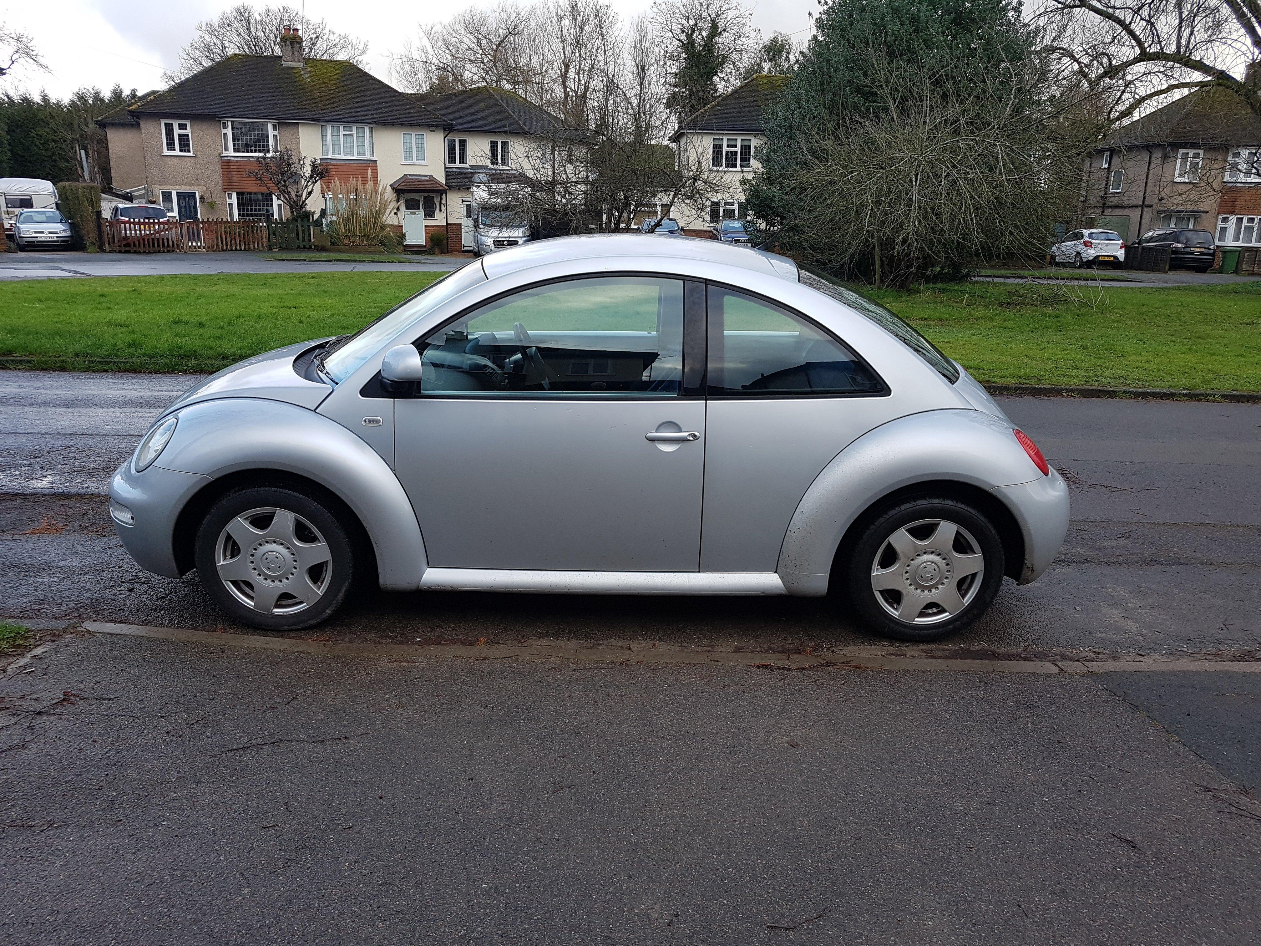 Vw beetle fresh mot