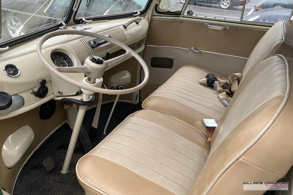 1975 VW Type 2 'Split Screen' (T1) Kombi DeLuxe LHD For Sale (picture 3 of 5)