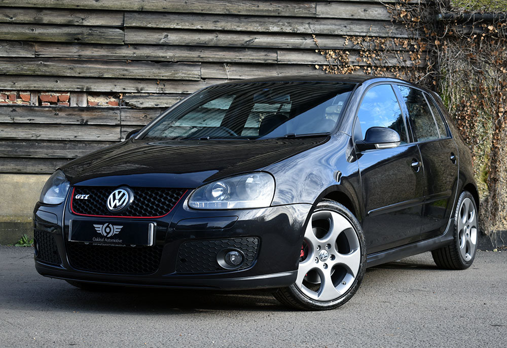 2006 Volkswagen Golf 2.0 TFSi GTi DSG Mk5 Low Miles+RAC Approved For Sale (picture 2 of 12)