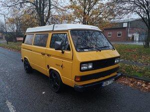 Volkswagen T25 T3 Westfalia campervan
