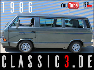 Picture of 1986 VOLKSWAGEN T3 CARAVELLE T25 CARAT AUTOMATIC WBX 112 HP For Sale