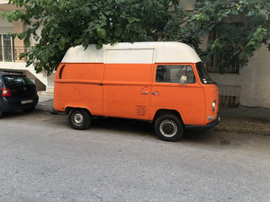 Vw t2 high roof