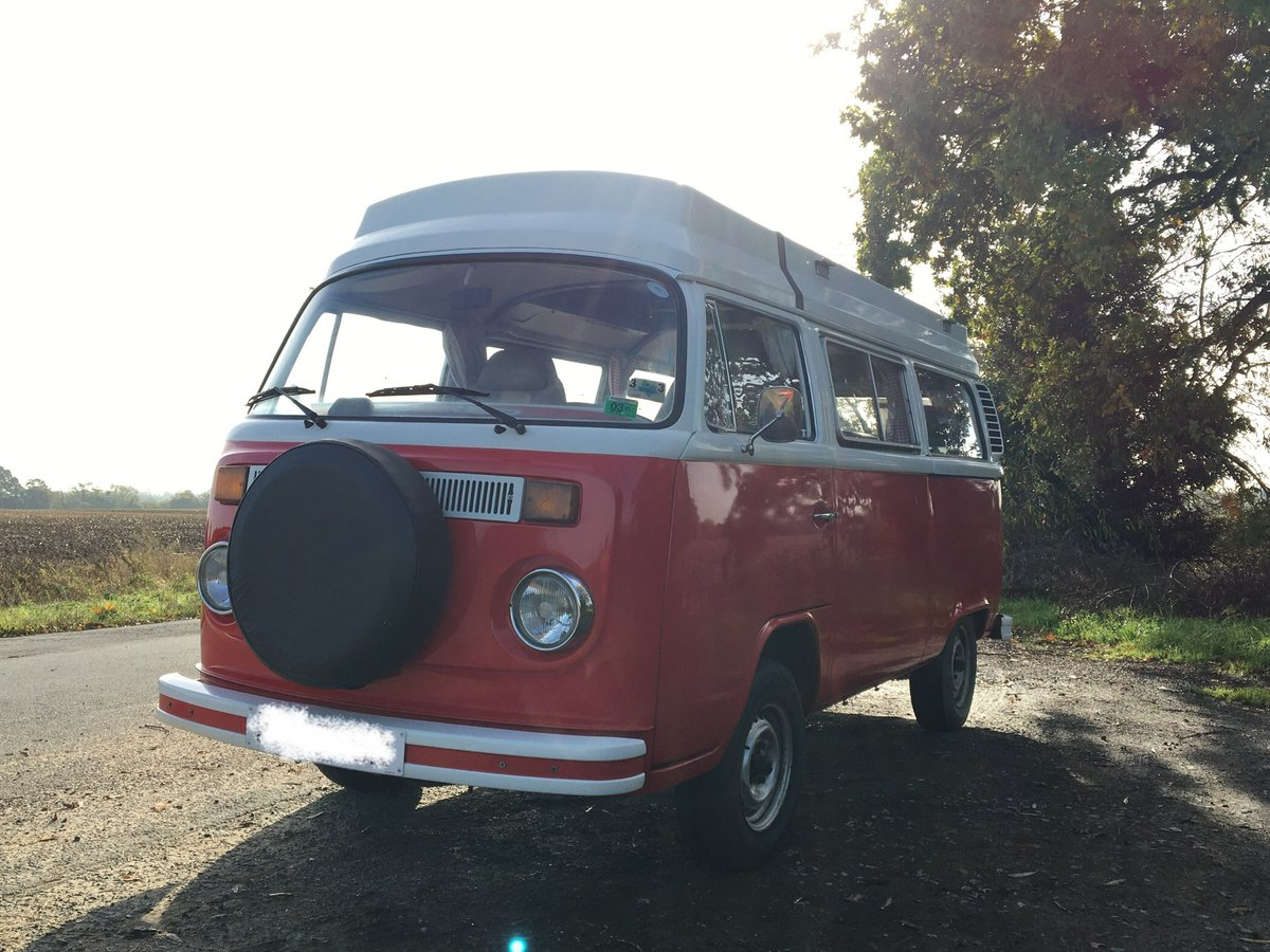 1977 VW Camper For Sale (picture 1 of 4)