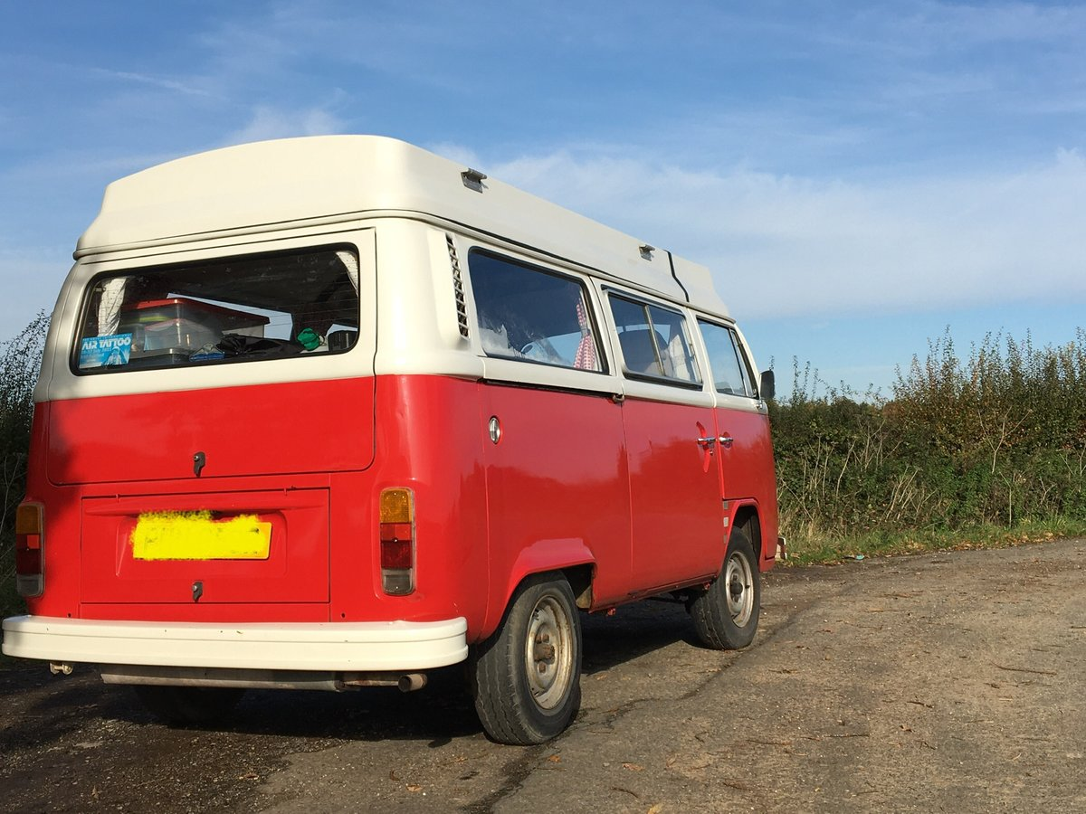1977 VW Camper For Sale (picture 3 of 4)