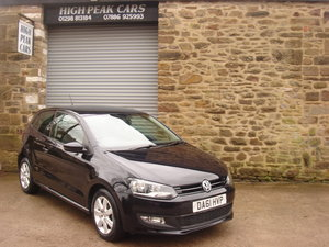 Picture of 2011 61 VOLKSWAGEN POLO 1.2 TDI MATCH 3DR. 52476 MILES. For Sale