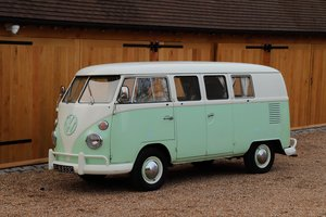 Picture of 1965 VW Split Screen Camper Van. Factory German Built. RHD For Sale