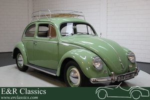 Picture of Volkswagen Beetle Oval matching numbers 1953 For Sale