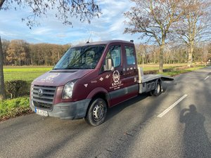 Picture of 2011 VW Crafter Autotransporter 5 Tonnen For Sale