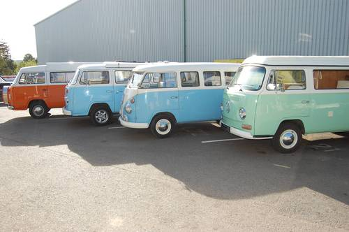 2009  New type 2 VW camper from Jersey Camper Hire.Com For Hire (picture 2 of 6)