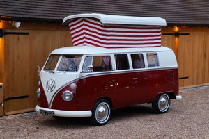 Picture of 1966 VW Split Screen Camper Van. Right Hand Drive. Restored. For Sale