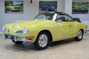 Picture of 1970 VW Karmann Ghia 1600 Coupe 4-Speed Manual SOLD