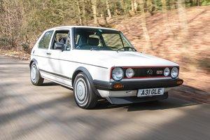 Picture of 0116 Volkswagen Golf MK1's