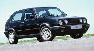 Picture of 0117 Volkswagen Golf MK2's