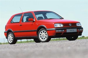 Picture of 0118 Volkswagen Golf MK3's
