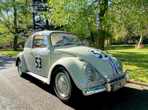 Picture of 1976 Volkswagen Beetle 'Herbie' for self-drive hire For Hire