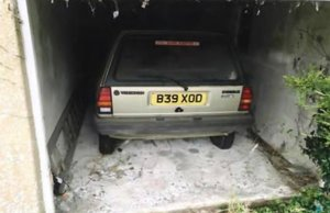 Picture of 1985 VW Polo Formel E MK2 Breadvan - Auction 28th/29th April For Sale by Auction