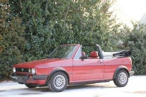 Picture of Volkswagen Golf 1 Cabrio GLS Automatik VW, 1982 SOLD