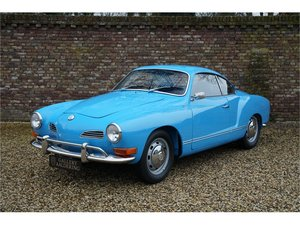 Picture of 1970 Volkswagen KARMANN GHIA 1500, restored condition For Sale