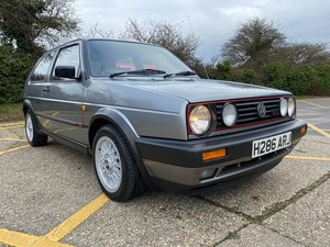 Picture of 1990 Golf GTi MK2. 3 Door. Silver Grey. 84k. 2 Owners. For Sale