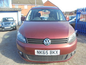 Picture of 2015 CADDY MPV LWB AUTO 1.6cc DIESELMOBILITY  WHEELCHAIR FRIENDLY For Sale