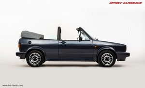 Picture of 1989 VOLKSWAGEN GOLF CLIPPER CABRIOLET // 32K MILES For Sale