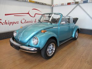 Picture of Volkswagen Beetle 1303 Cabrio Fuelinjection 1980 year For Sale