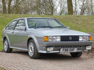 Picture of 1988 Volkswagen Scirocco Scala For Sale by Auction