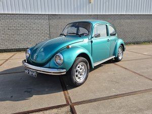 Picture of Volkswagen beetle 1303 S Metallic green 1972  9750 euro SOLD