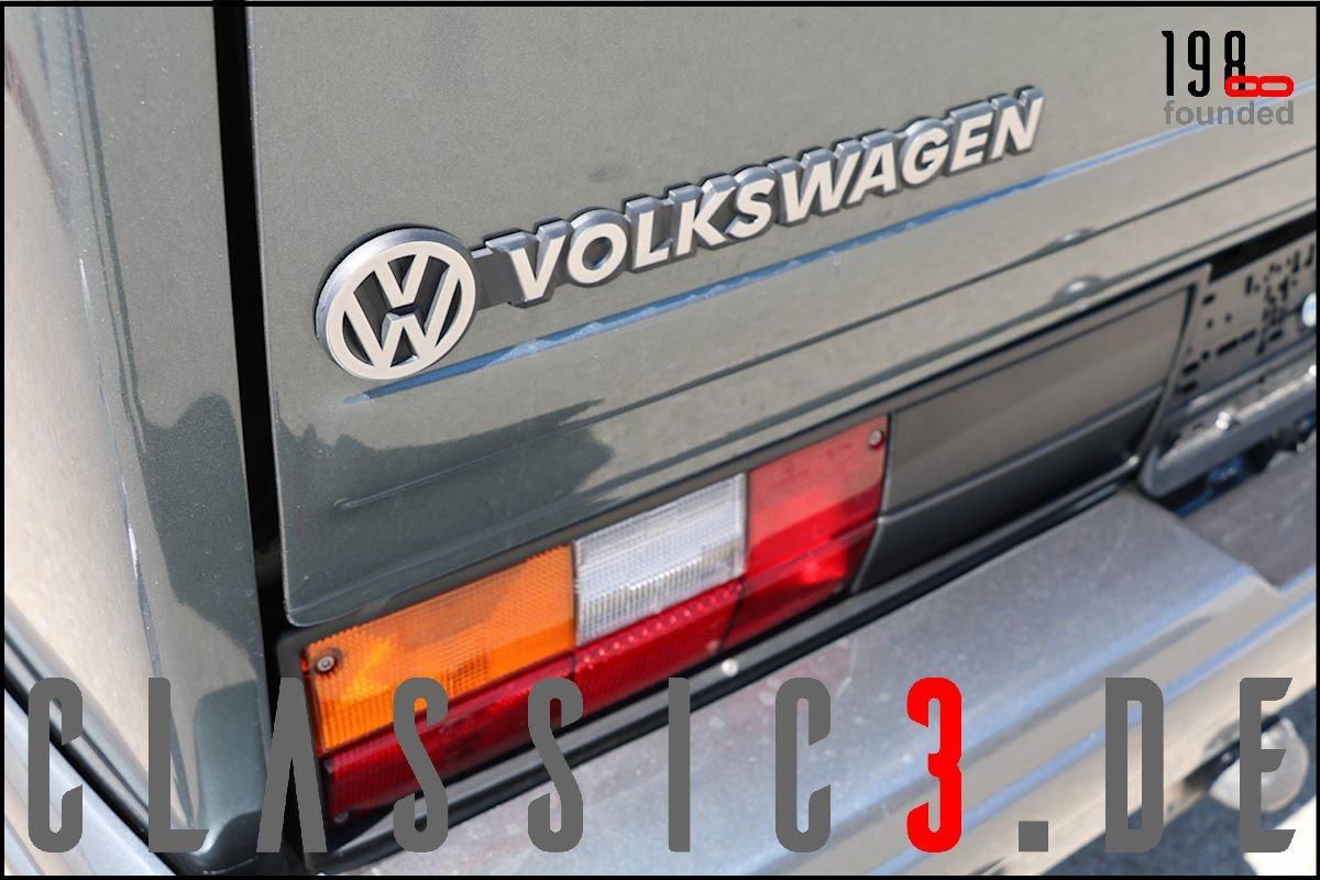 1986 VOLKSWAGEN T3 CARAVELLE T25 CARAT AUTOMATIC WBX 112 HP For Sale (picture 9 of 12)