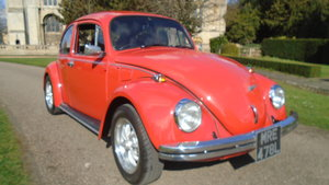 Picture of 1972 VW Beetle, 1600cc alloy wheels. beautiful car. For Sale