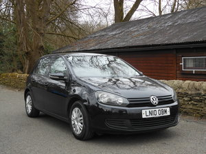 Picture of 2010 VW Golf 1.4 TSI S 5DR 6SPD + 1 Former + FSH + New Model For Sale